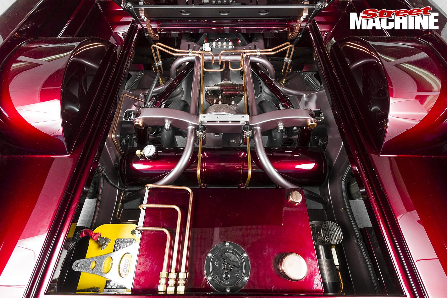 Holden -Rodeo -slammed -hydraulics