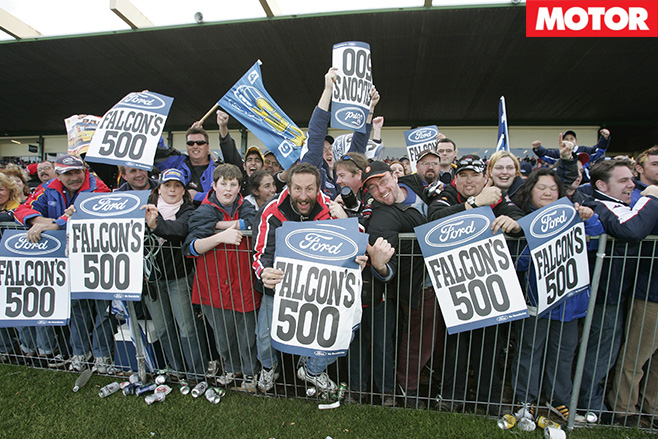 Ford falcons 500