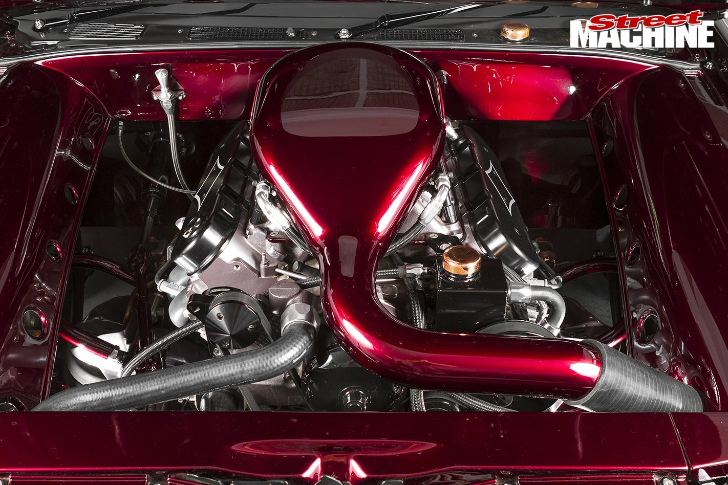 Holden -Rodeo -slammed -engine