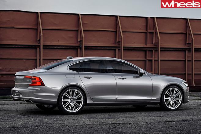 Volvo -S90-sie