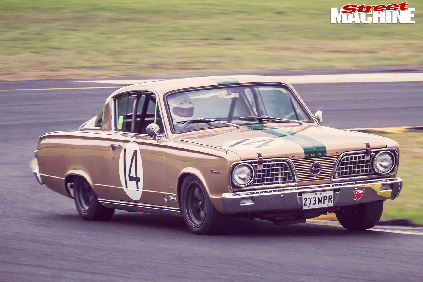 Plymouth -Barracuda -ontrack -2