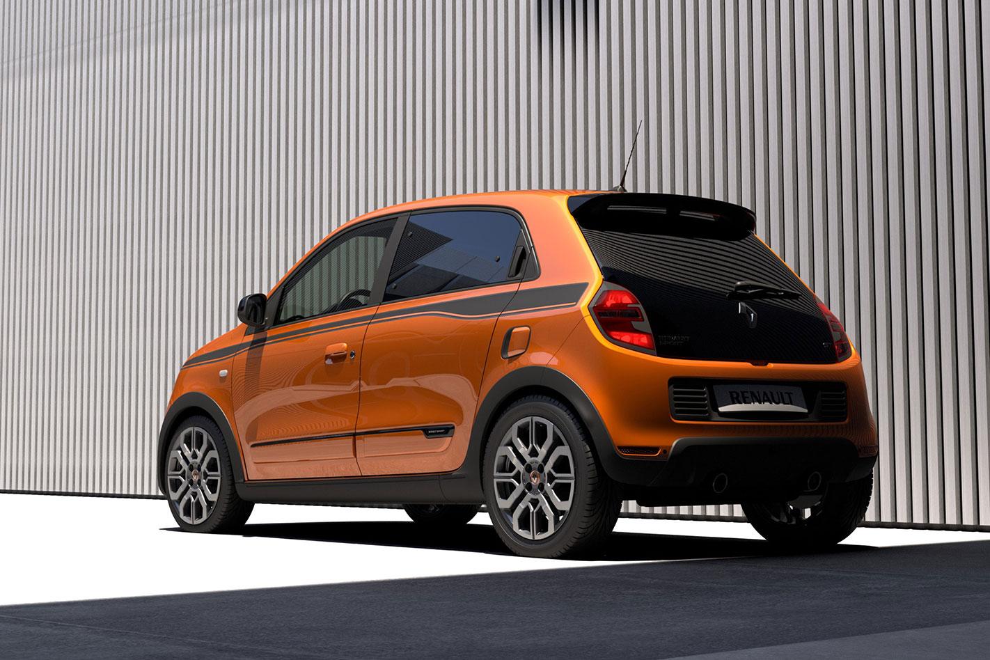 Renault -Twingo -GT-rear
