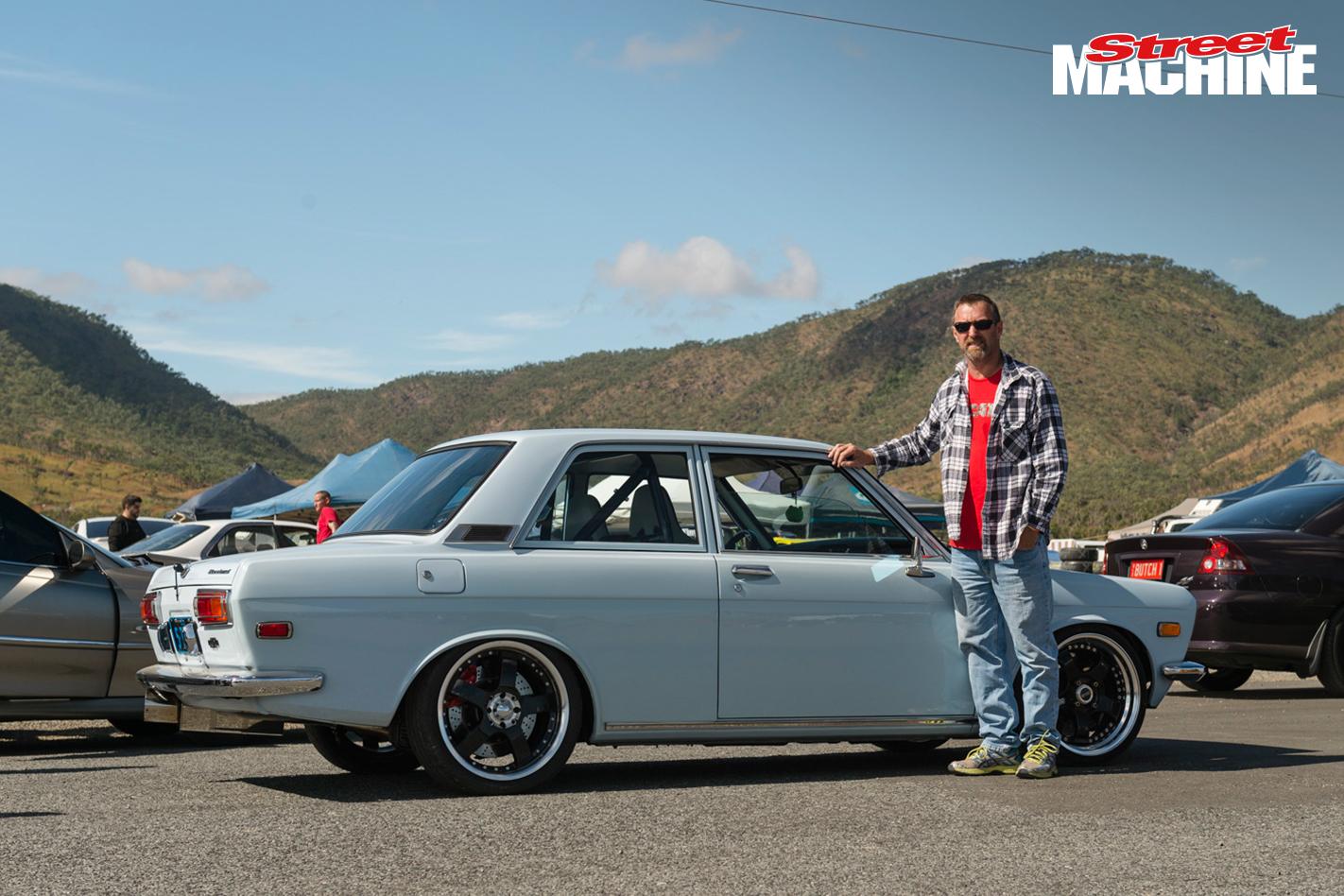 Datsun 510 Turbo SR20