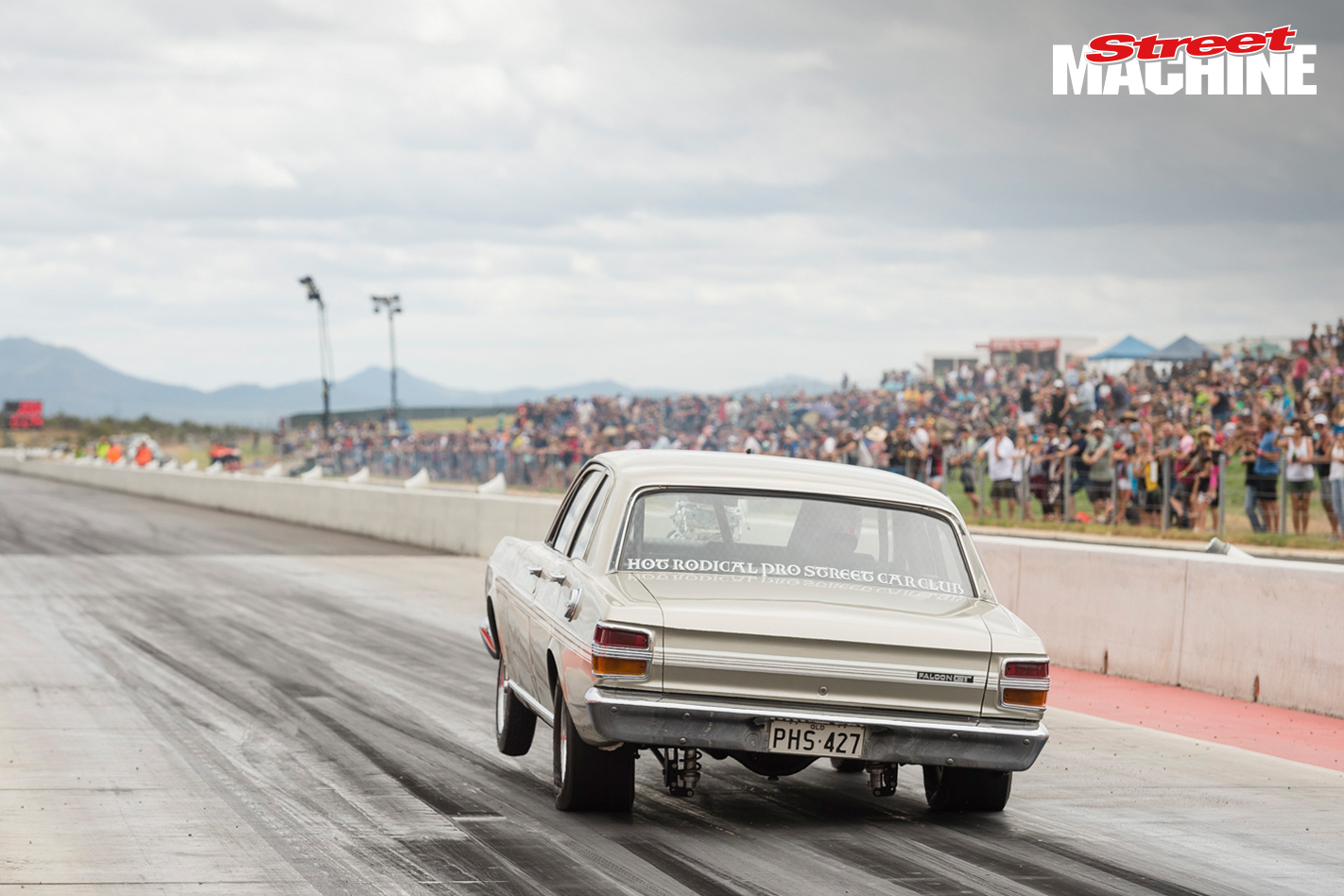 Ford XY Falcon 427 Blown