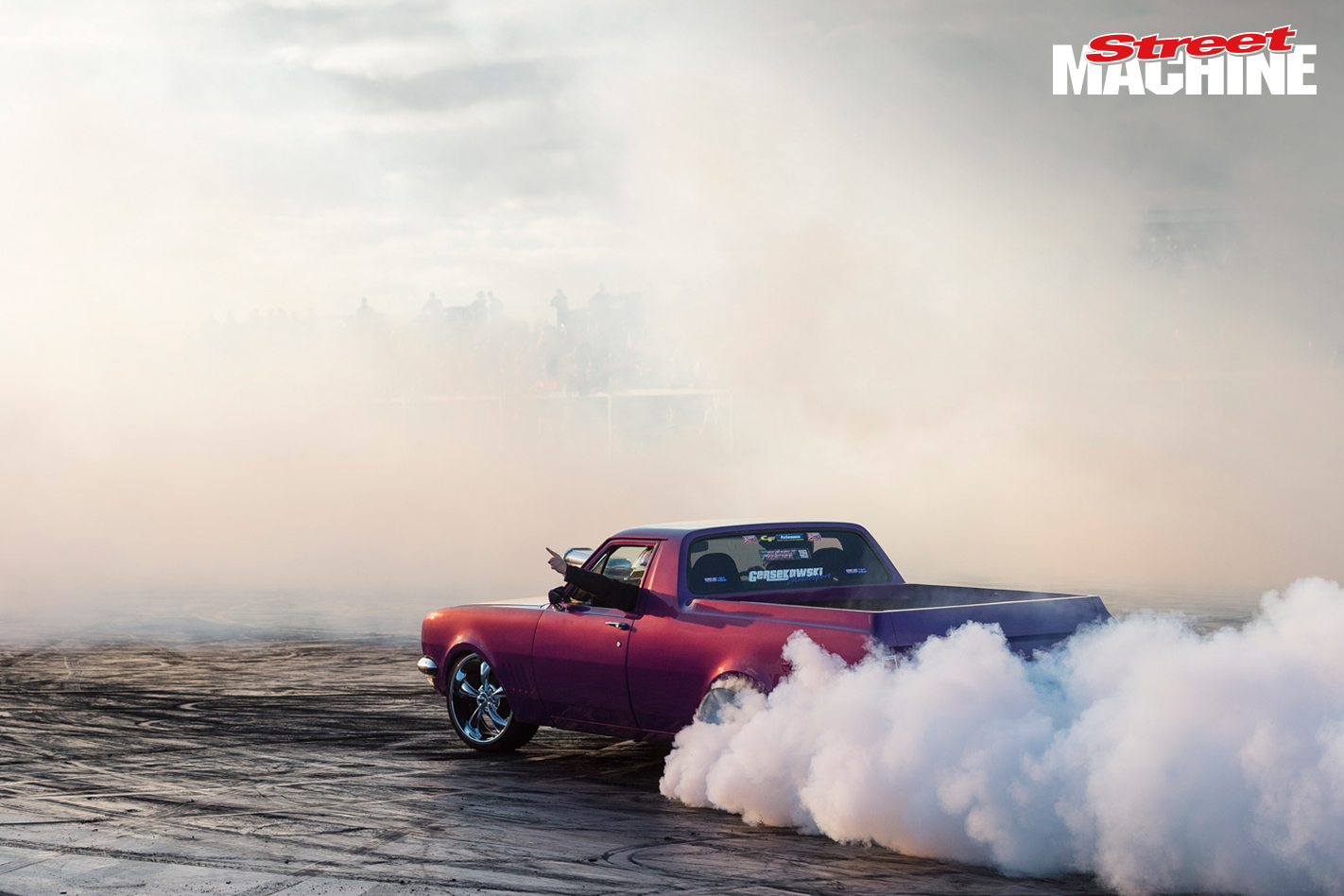 HG Holden Ute 1TUFHG Burnout
