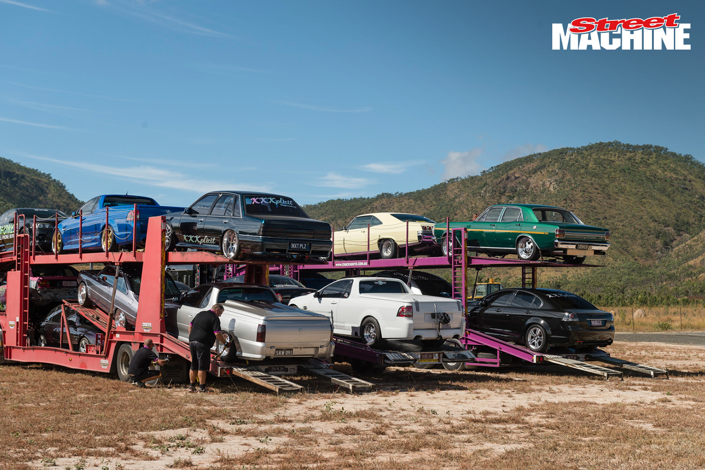 Northern Nats Trucks