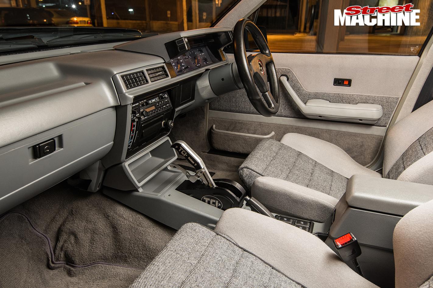 HSV-VL-Walkinshaw -interior