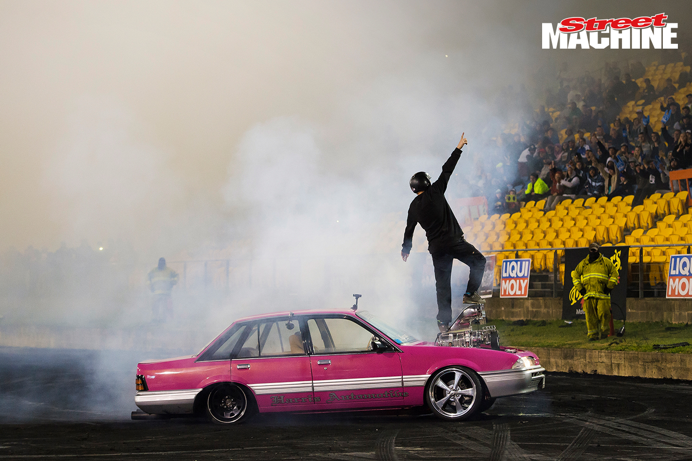 VL Commodore Blown Burnout LOOSE