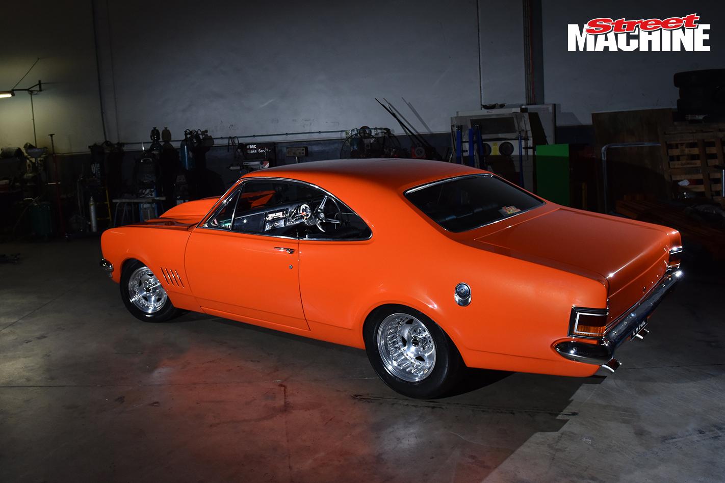 HG Holden Monaro 427 1 Nw