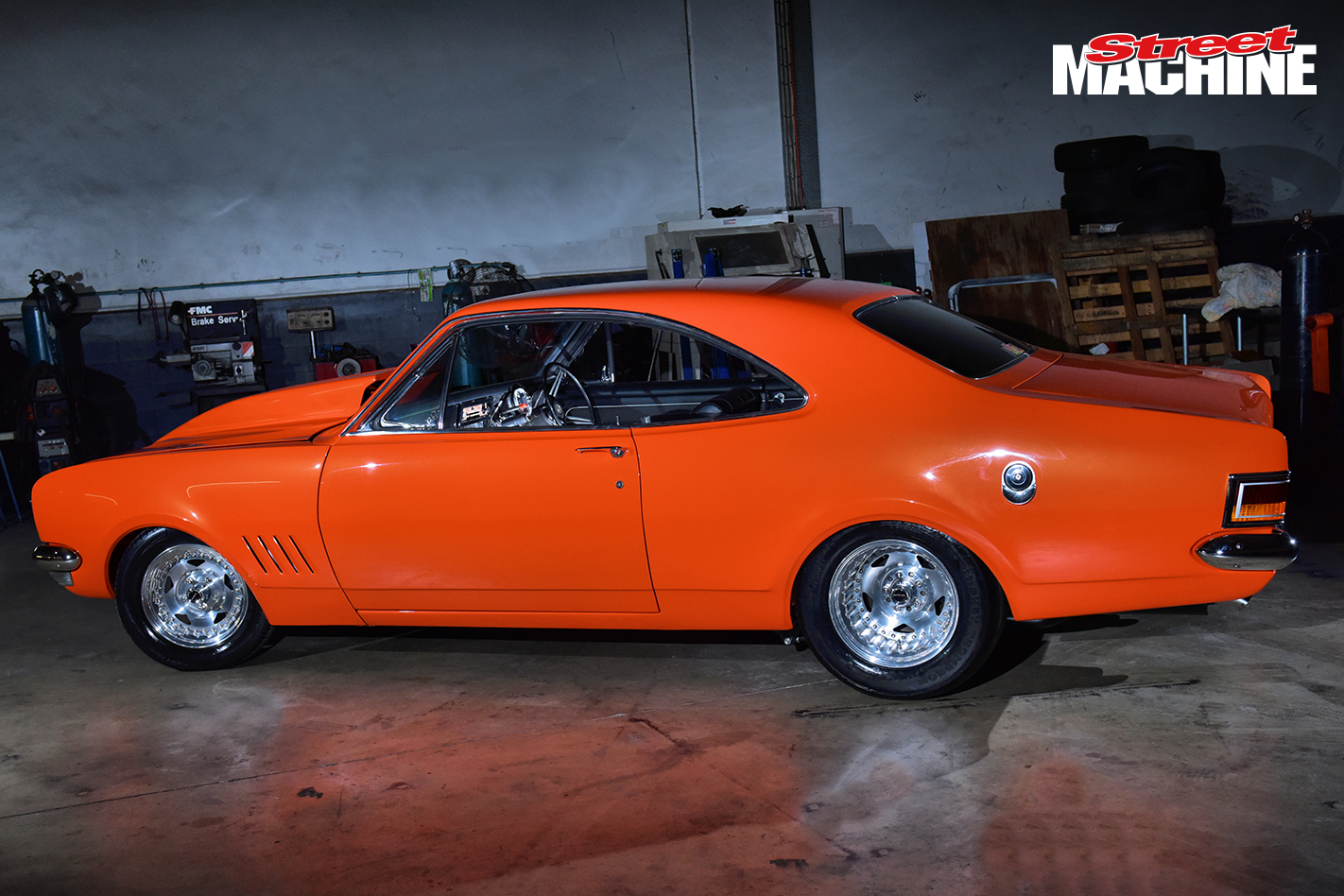 HG Holden Monaro 427 2 Nw