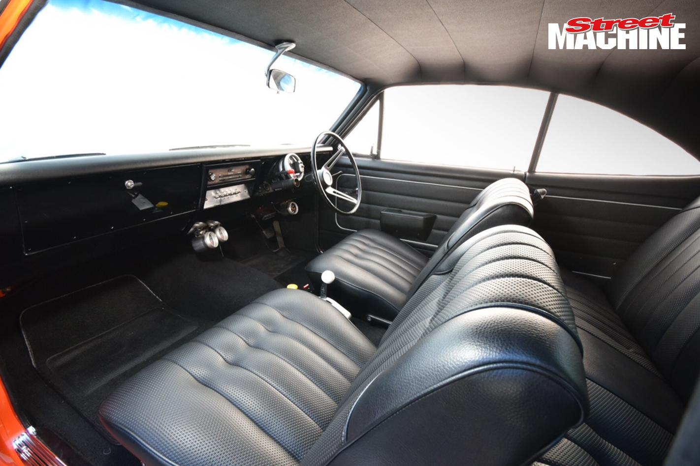 HG Holden Monaro 427 4 Nw