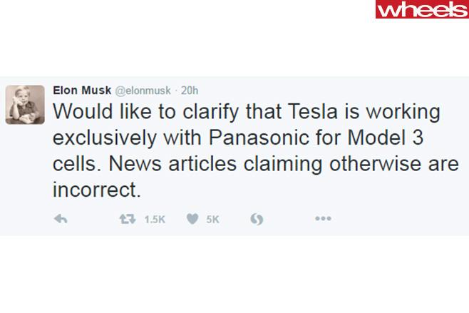 Elon -Musk -Telsa -Tweet