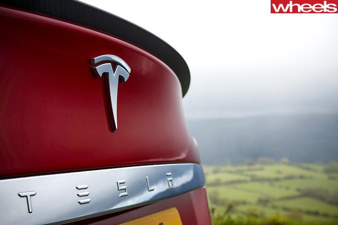 Tesla -Model -3-rear