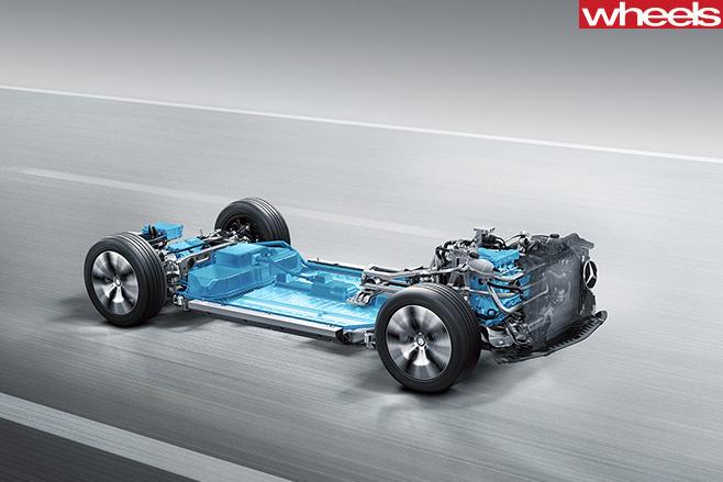 Mercedes -Benz -electric -drivetrain -platform