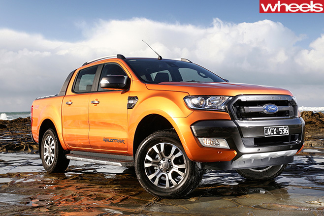 Ford -Ranger -Wildtrak