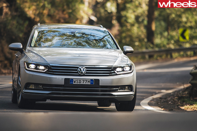 Volkswagen -Passat -new -generation