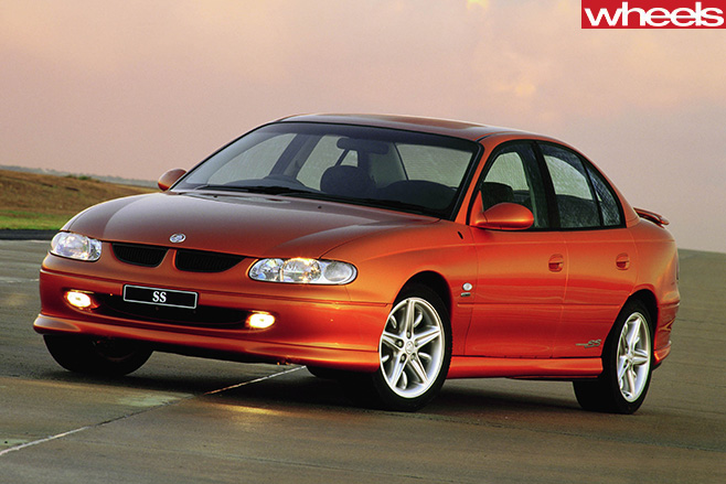 1997-Holden -Commodore -VT