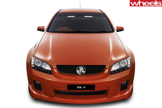 2006-Holden -Commodore -VE
