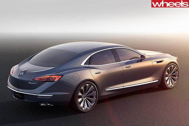 Buick -Avenir -Concept