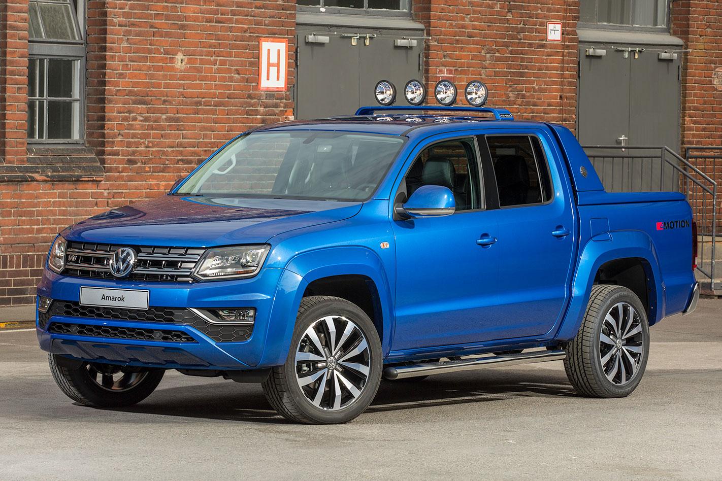 2016 Volkswagen Amarok Aventura Review