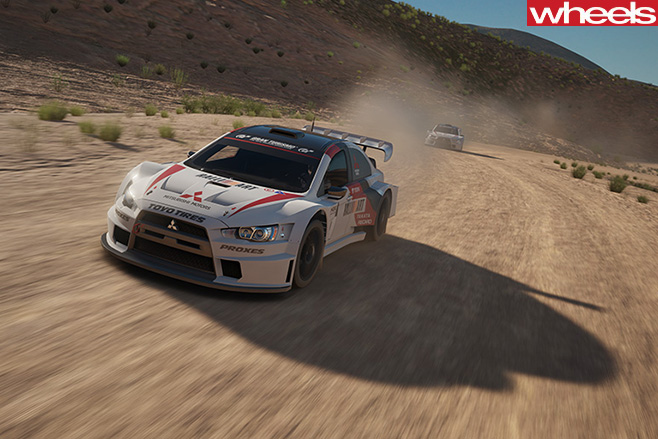 Rally -Cars -race -Gran -Turismo -Sport -driving