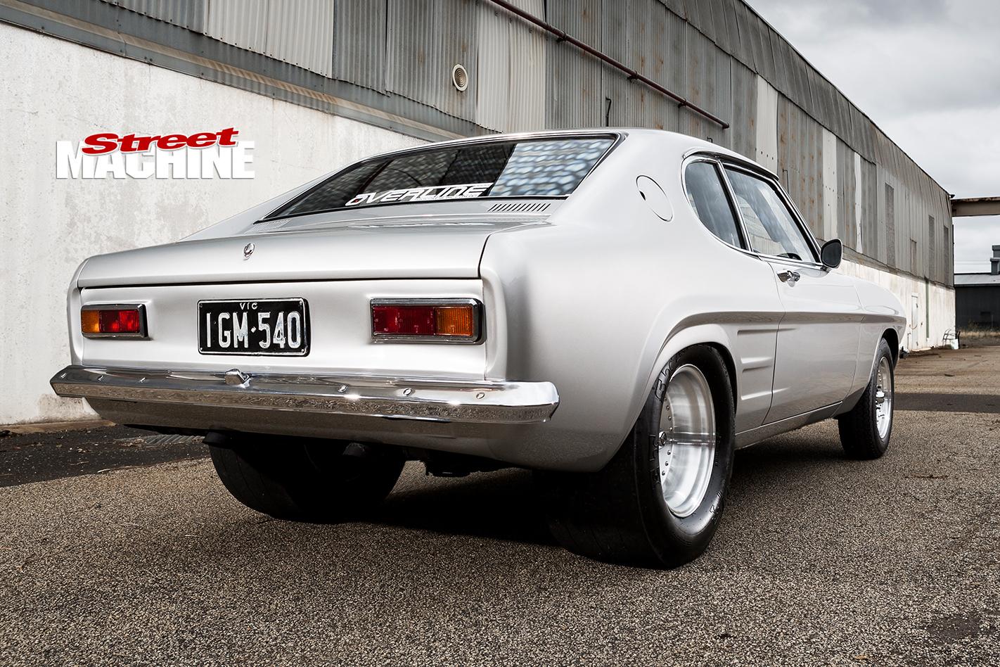 Ford -Capri -rear