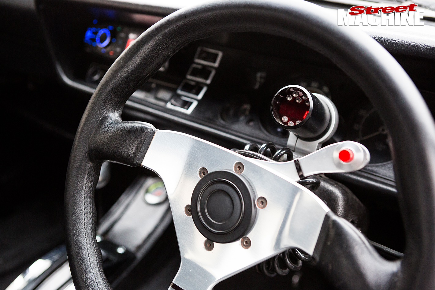 Ford -Capri -steering -wheel