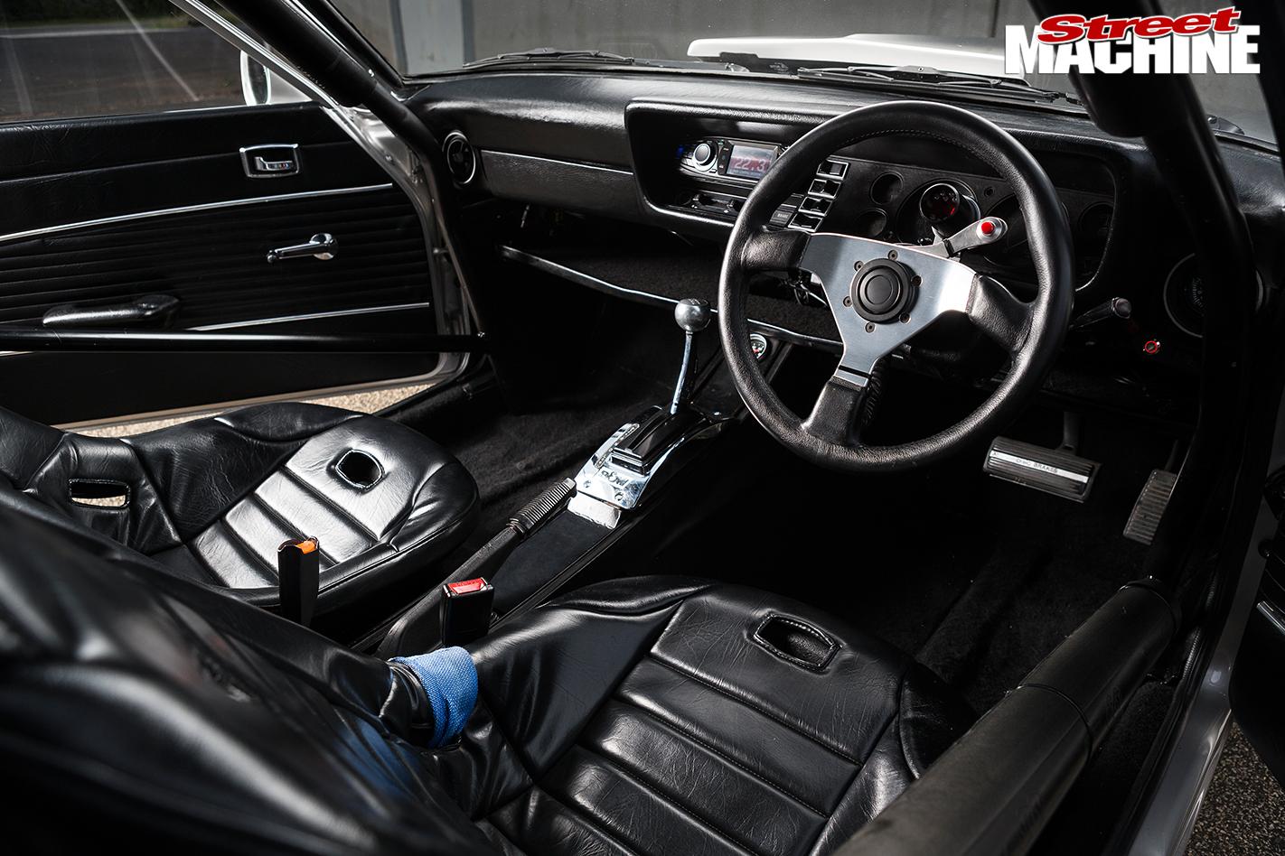 Ford Capri Interior T Twin Turbo And 1980