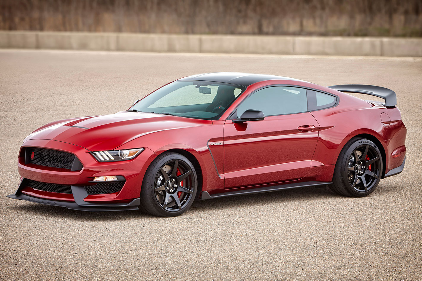 Shelby -GT350R