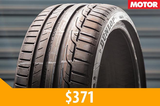 Dunlop Sport Maxx RT tyres height=