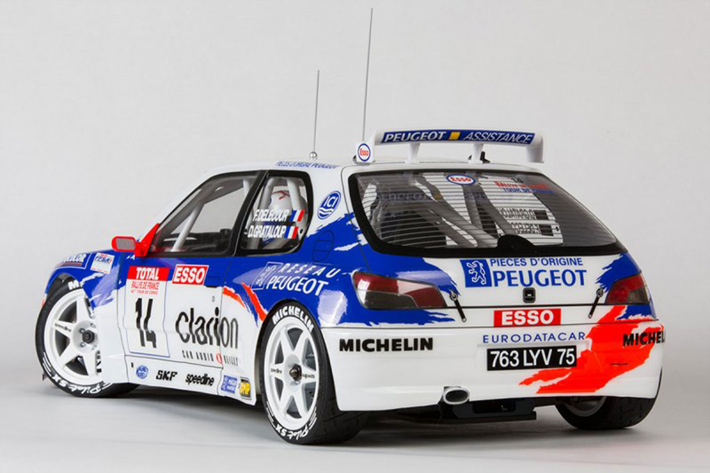 Peugeot -306-Maxi -rear