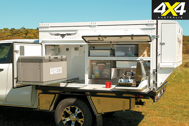 4x4 Buyers Guide Custom Canopies