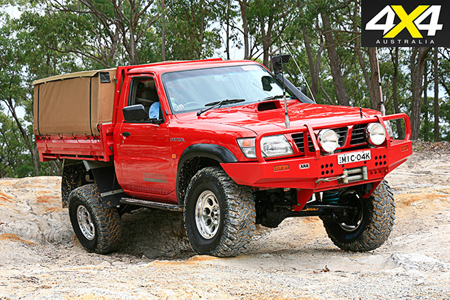 Nissan patrol with canvas canopy & 4x4 buyersu0027 guide: Custom canopies | 4X4 Australia