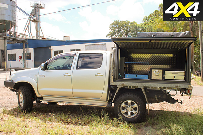 Sturdy and durable canopy & 4x4 buyersu0027 guide: Custom canopies | 4X4 Australia