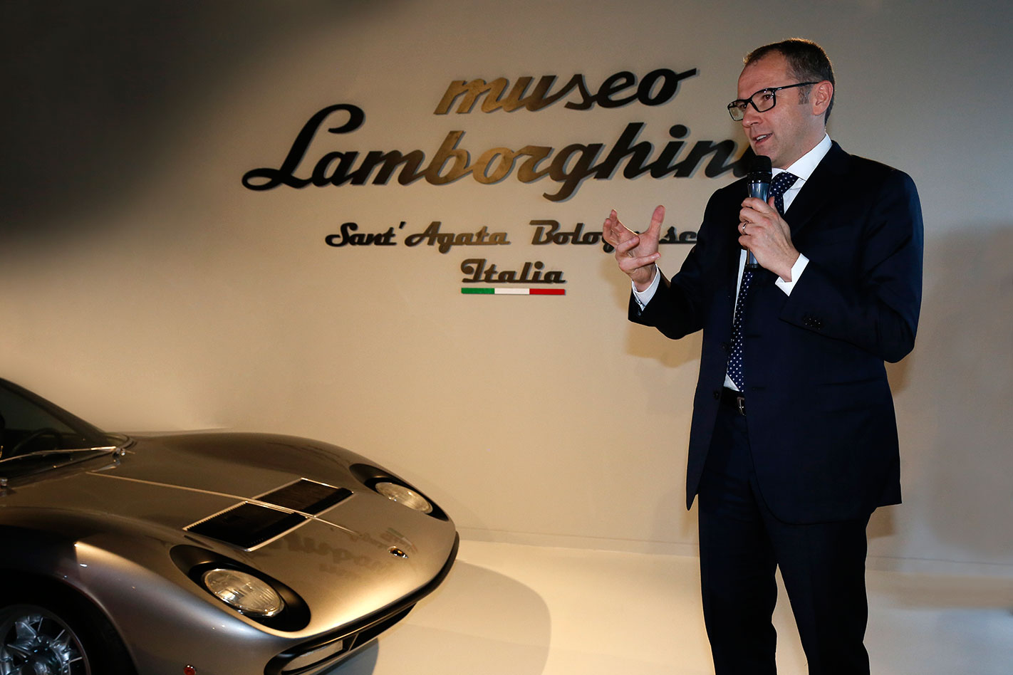 Stefano -Domenicali -Lamborghini -CEO