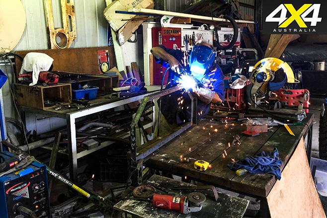Roothy welding
