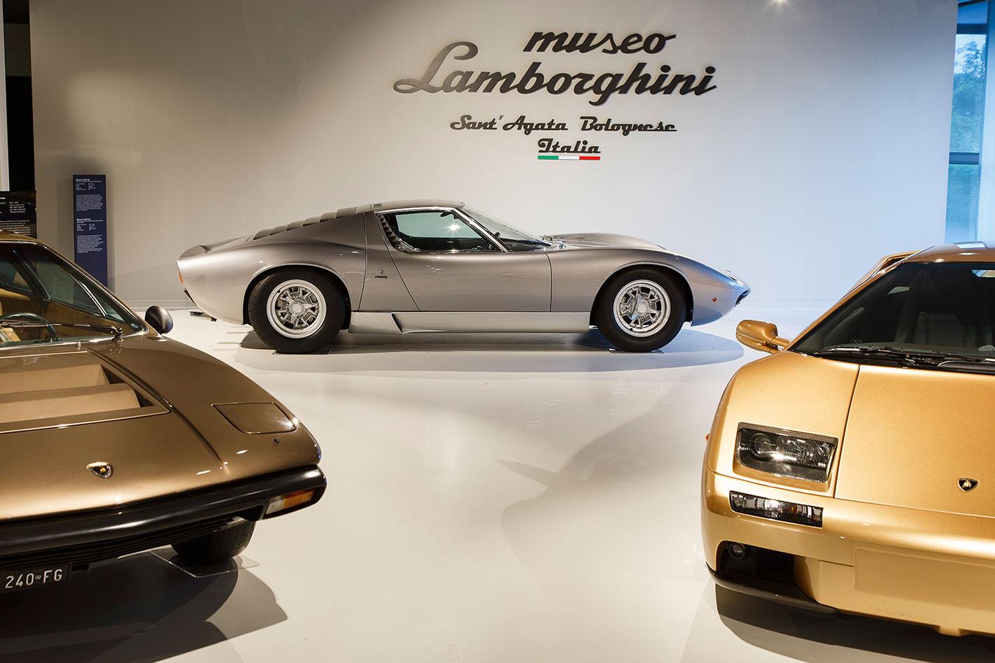 Lamborghini -Miura -museum