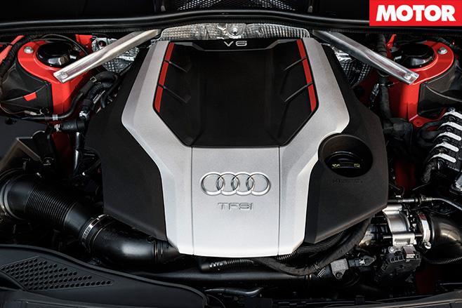 2016-audi s4 engine