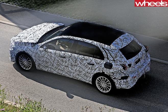 Mercedes -Benz -A-Class -rear