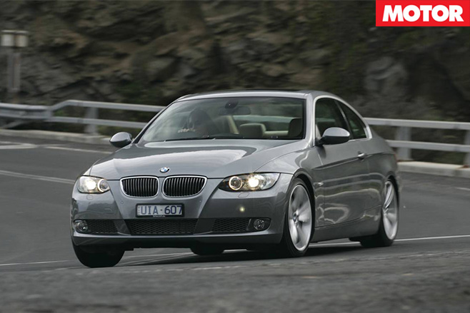 2009 BMW 335i Coupe