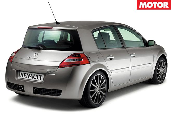 2008 Renault Sport Megane