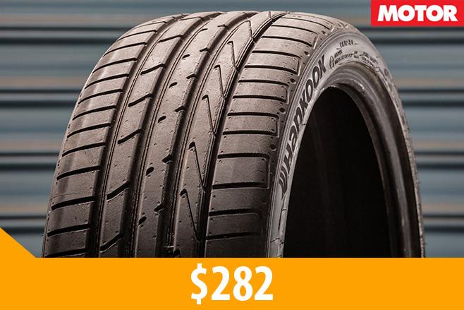 Hankook -ventus -s 1-evo 2-tyres