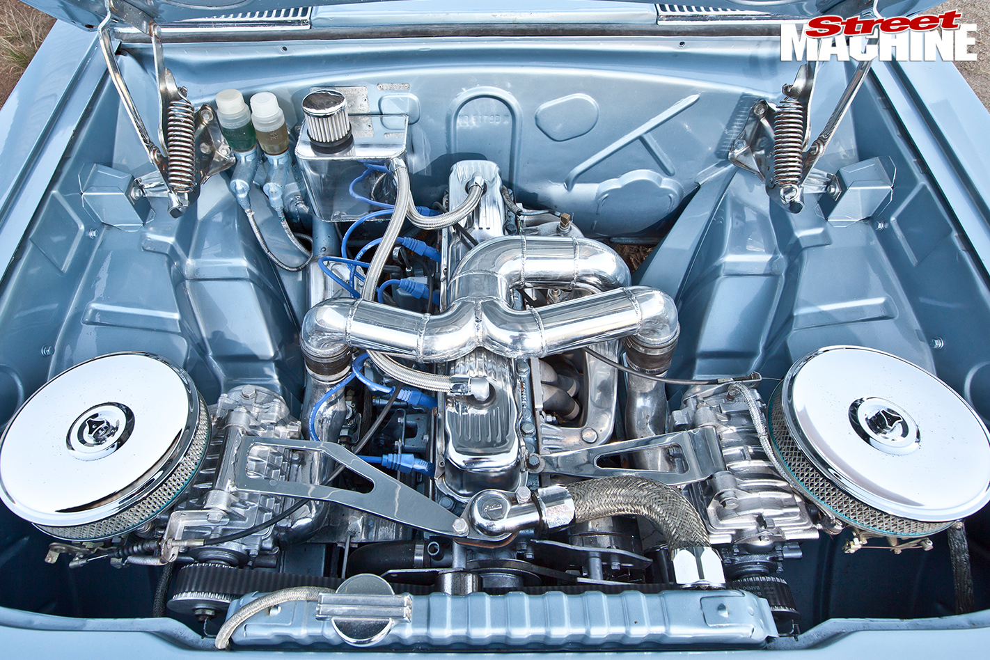 Holden -HD-engine -bay -2