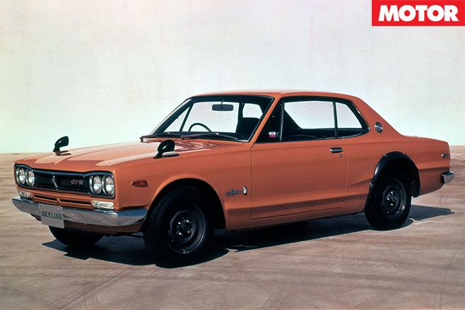 Nissan KPGC10 GT-R