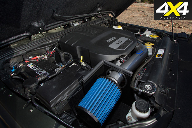 Jeep Crew Chief -715-Concept engine