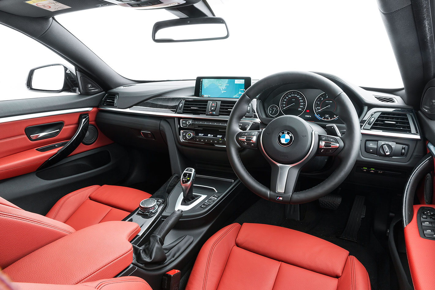 BMW 440i Gran Coupe Interior