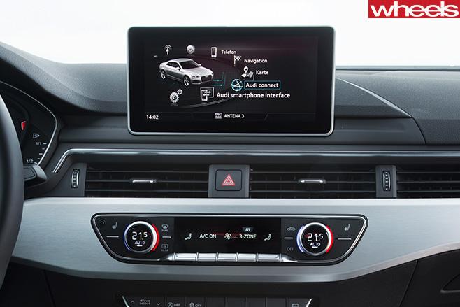 Audi -A5-Audi -S5-touchscreen