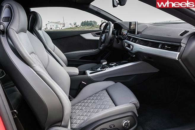 Audi -A5-Audi -S5-interior