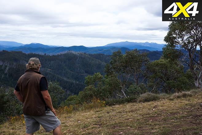 View from Mt Selwyn