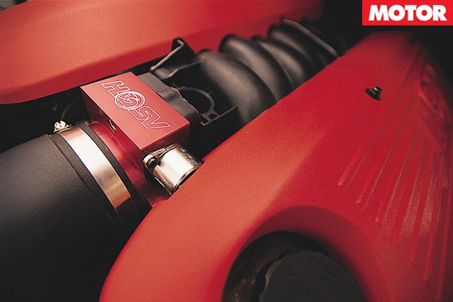 HSV-engine